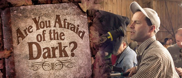 Are You Afraid of the Dark Movie