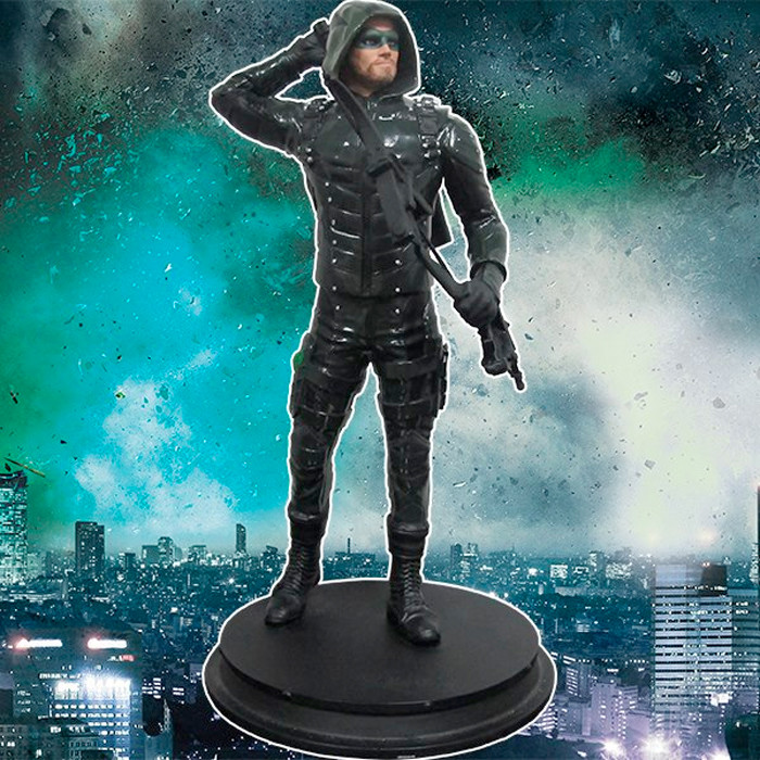 arrow-season5-iconheroes-statue