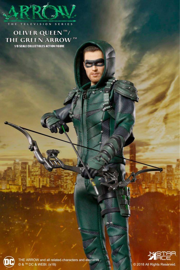 Star Ace Toys Green Arrow Figure