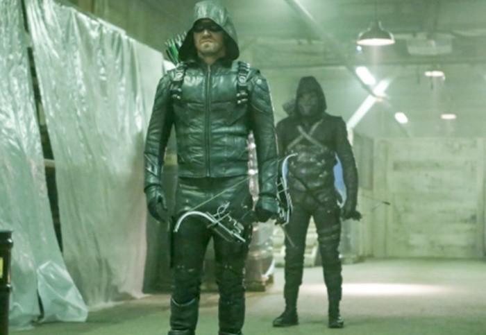 Arrow Season 5 Photos - Prometheus