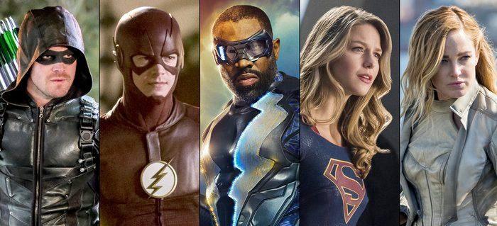 Arrowverse Comic-Con 2018 Trailers