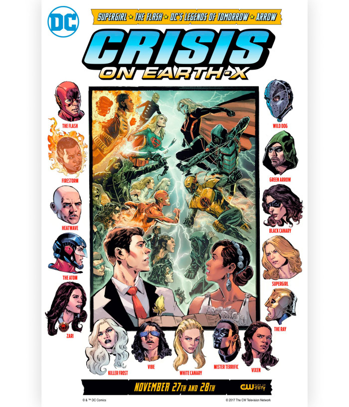 Arrowverse - Crisis on Earth-X