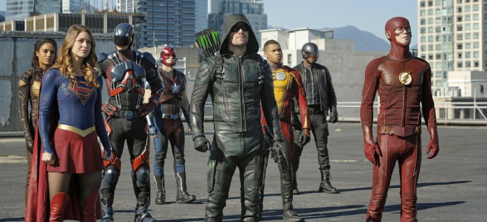 DC Crossover Trailer