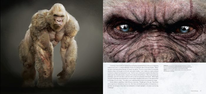 rampage concept art
