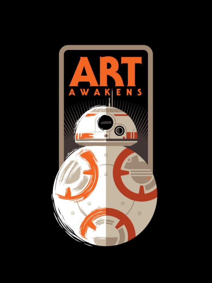 Star Wars: Art Awakens