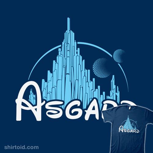 asgard disney