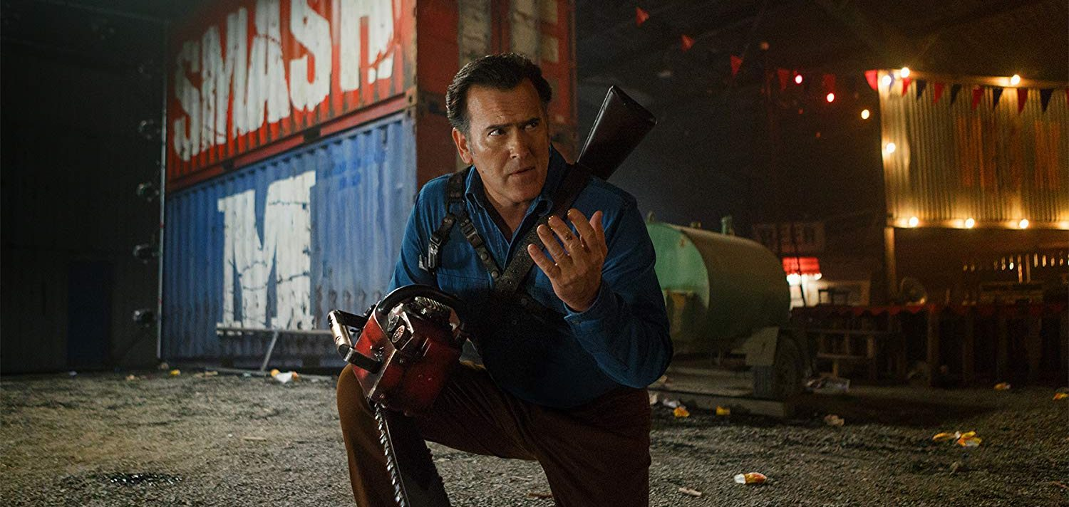 Evil Dead Future Stories Teased By Bruce Campbell Without Ash Film