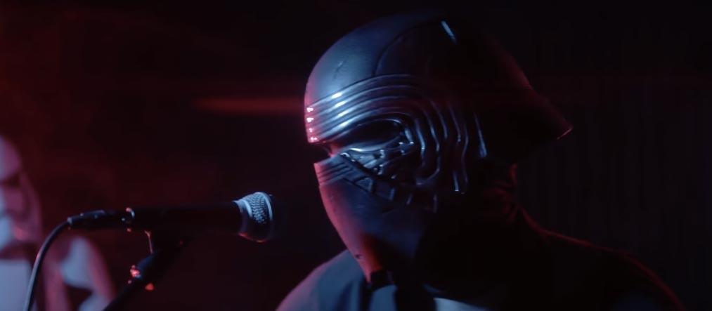 "VOTD: 'A Star Wars Is Born' Has Kylo Ren Parodying ""Shallow"" to Turn Rey to the Dark Side"