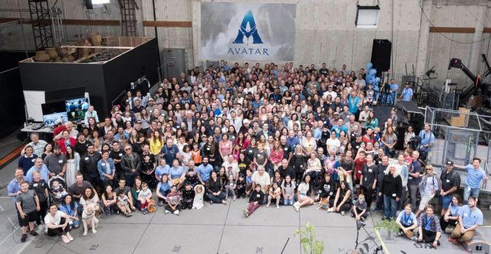 Making of Avatar Sequels