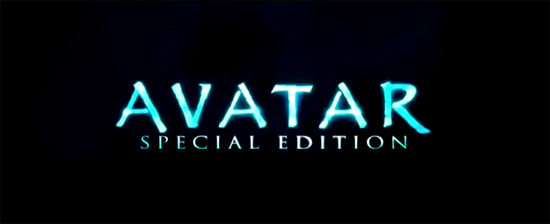 forthcoming avatar special edition dvd reinstates the film s