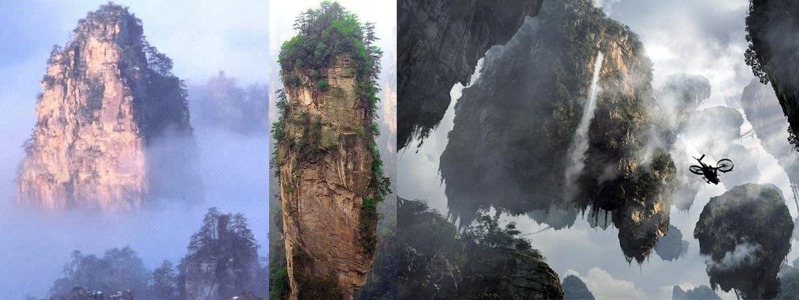 china avatar nature