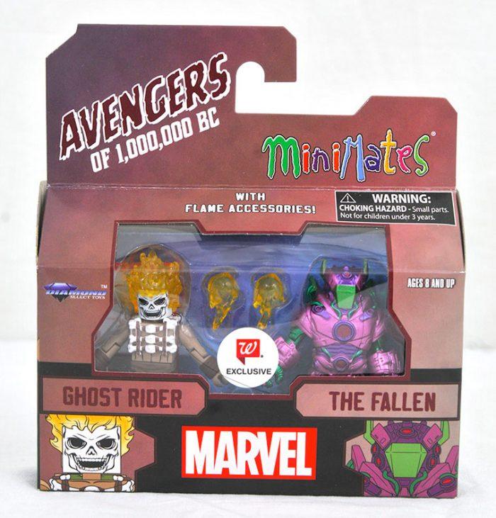 Avengers 1 Million BC Minimates
