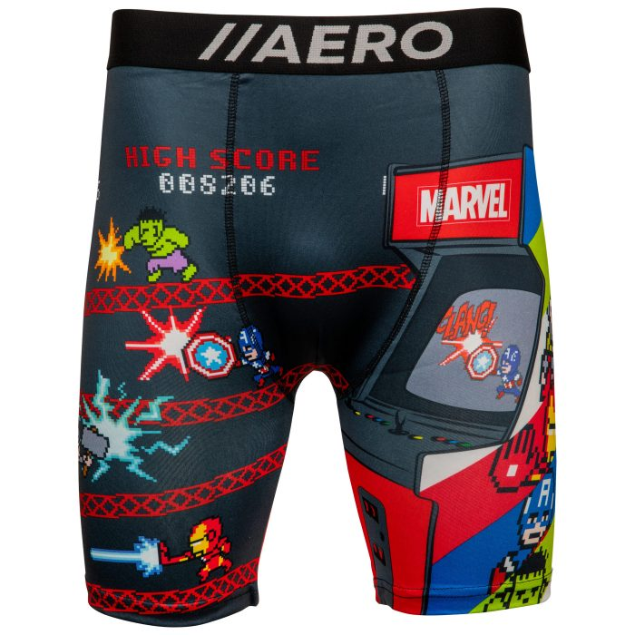 Avengers Video Game Boxer Briefs