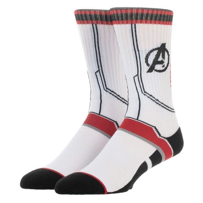 Avengers Endgame Advanced Tech Suit Socks