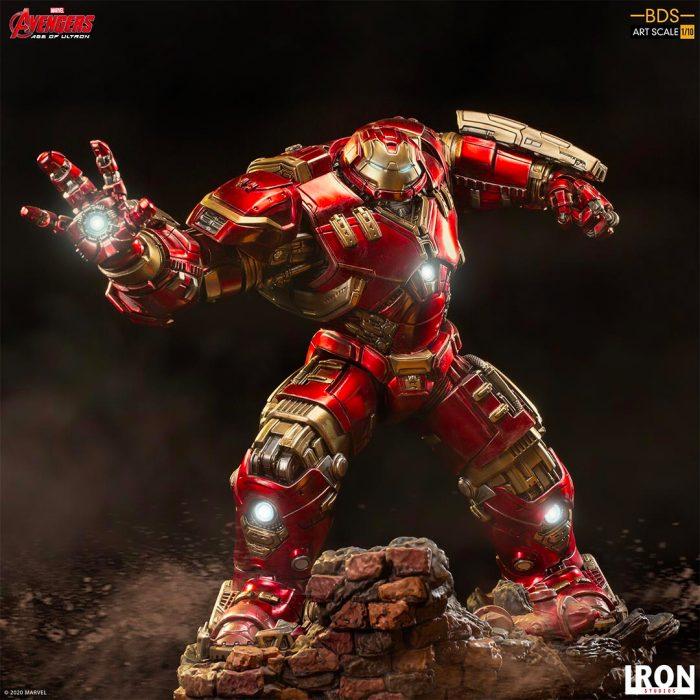 Avengers: Age of Ultron - Hulkbuster Statue
