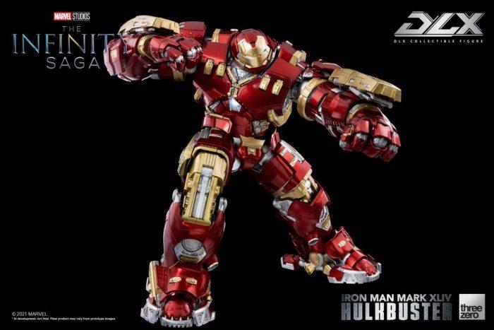 Avengers: Age of Ultron - Three Zero Hulkbuster Figure