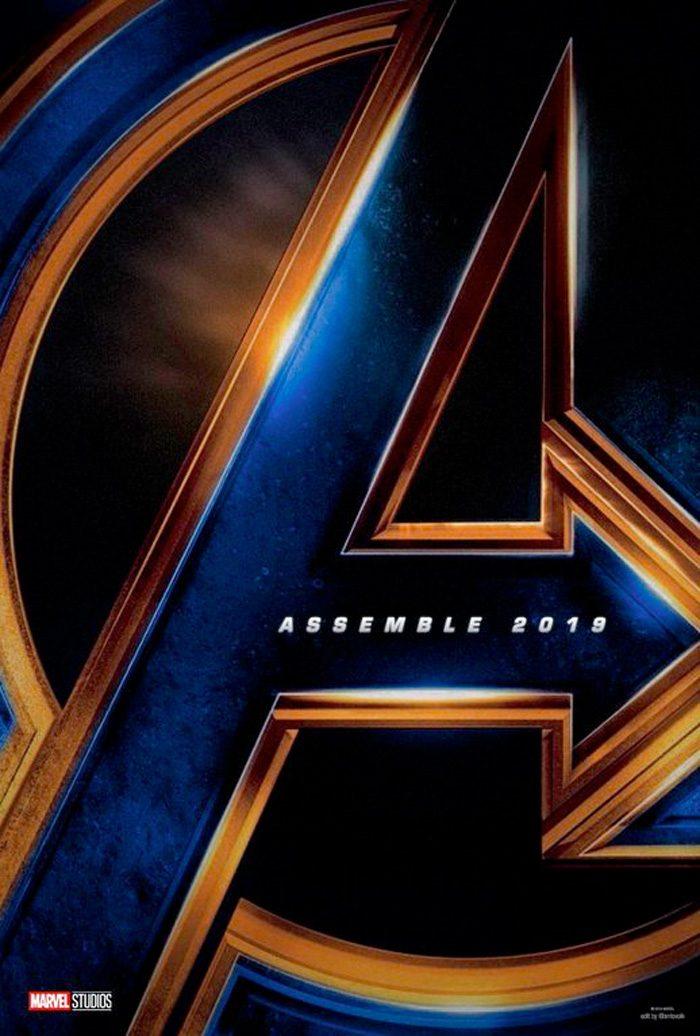 Avengers 4 Teaser Poster Fanmade