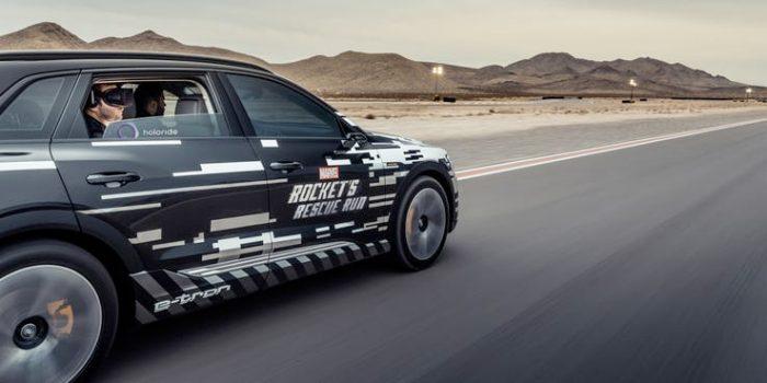Audi Avengers Endgame Spoiler