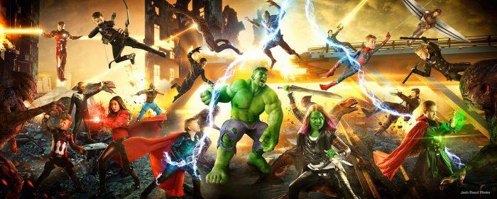 Avengers - Bullied Kids