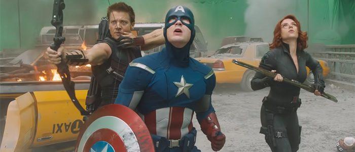 Disney+'s The Avengers Fun Facts