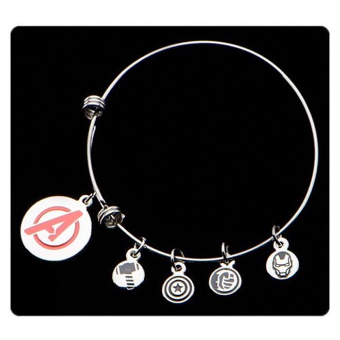 avengers-charm-bracelet