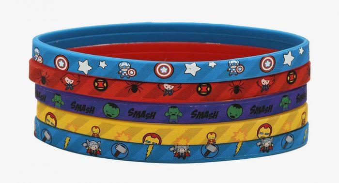 Avengers Chibi Bracelets
