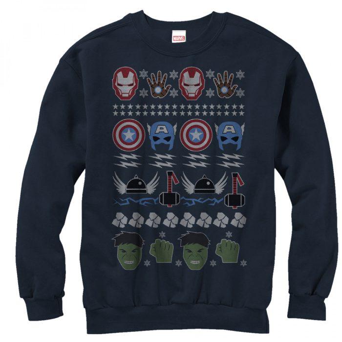 Avengers Christmas Sweater