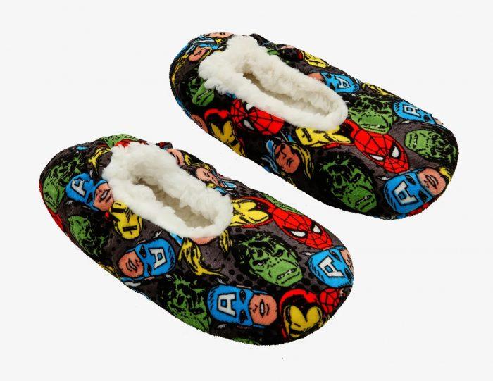 Avengers Classic Cozy Slippers