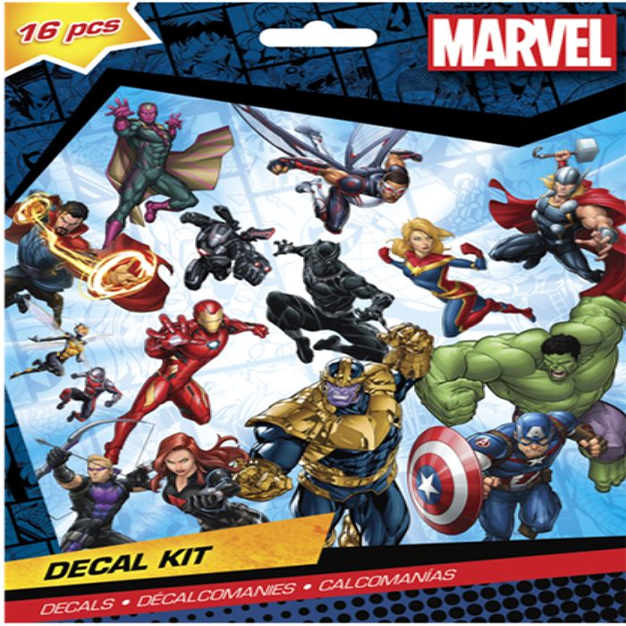 Avengers Decal Set