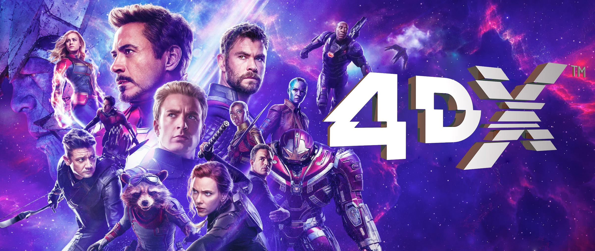 avengers endgame 4dx introduces signature character motions /film