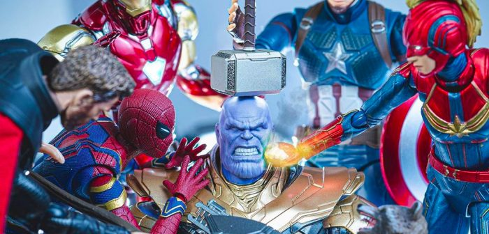 Superhero Bits: Celebrity Superhero Halloween Costumes, New 'The Eternals' Details & More, Wustoo