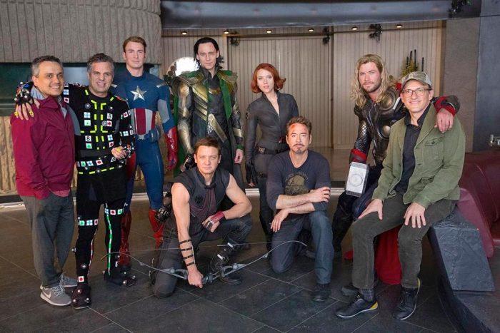 Avengers: Endgame - Stark Tower Set