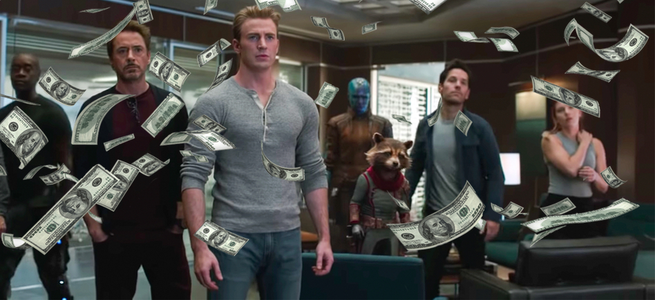 Avengers Endgame Box Office Projections Suggest The