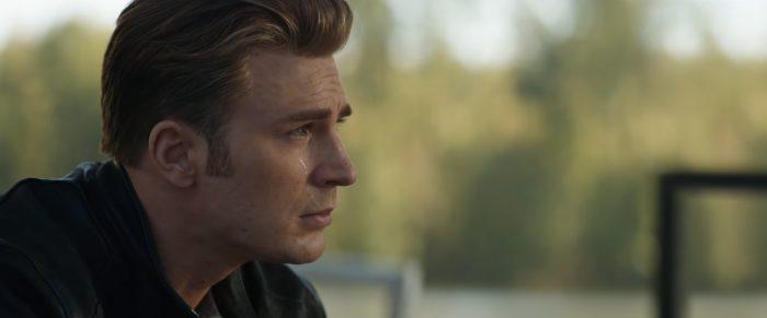 Avengers Endgame - Chris Evans as Captain America