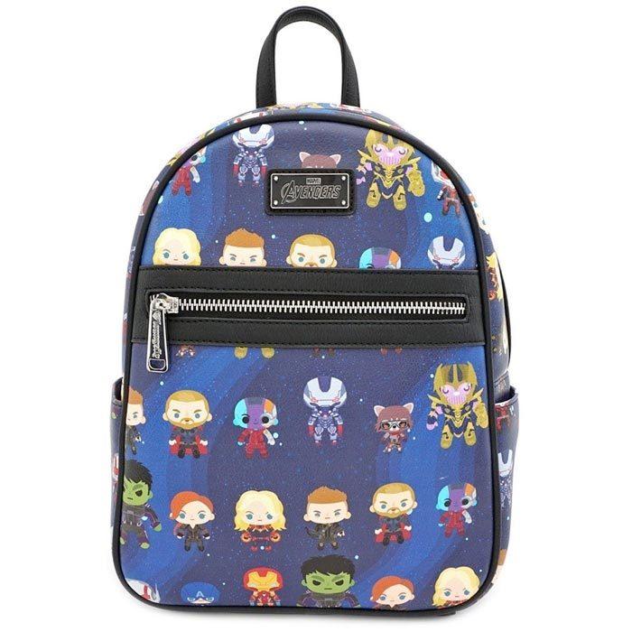 Avengers Endgame Chibi Backpack