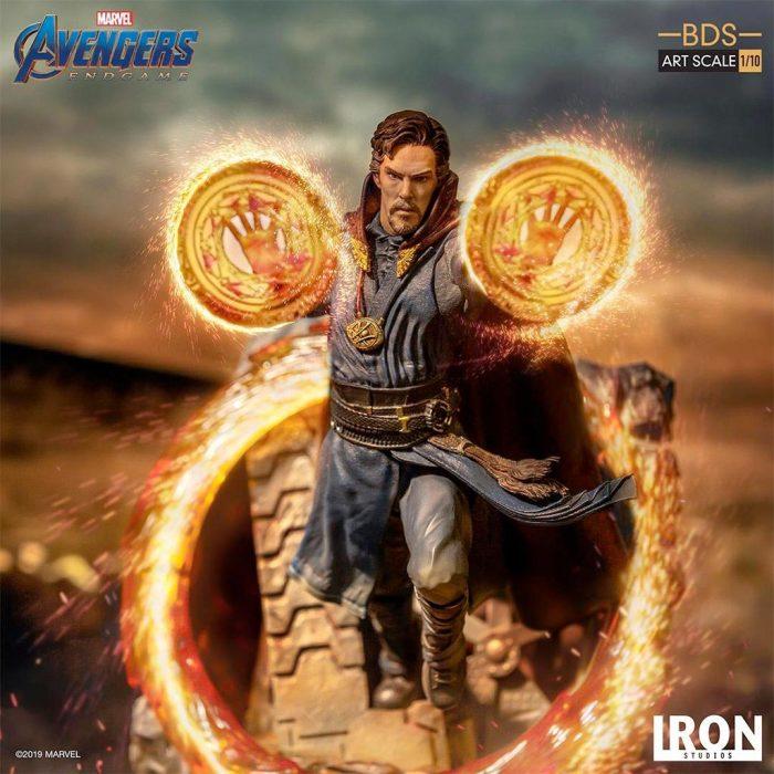 Avengers Endgame Doctor Strange Statue