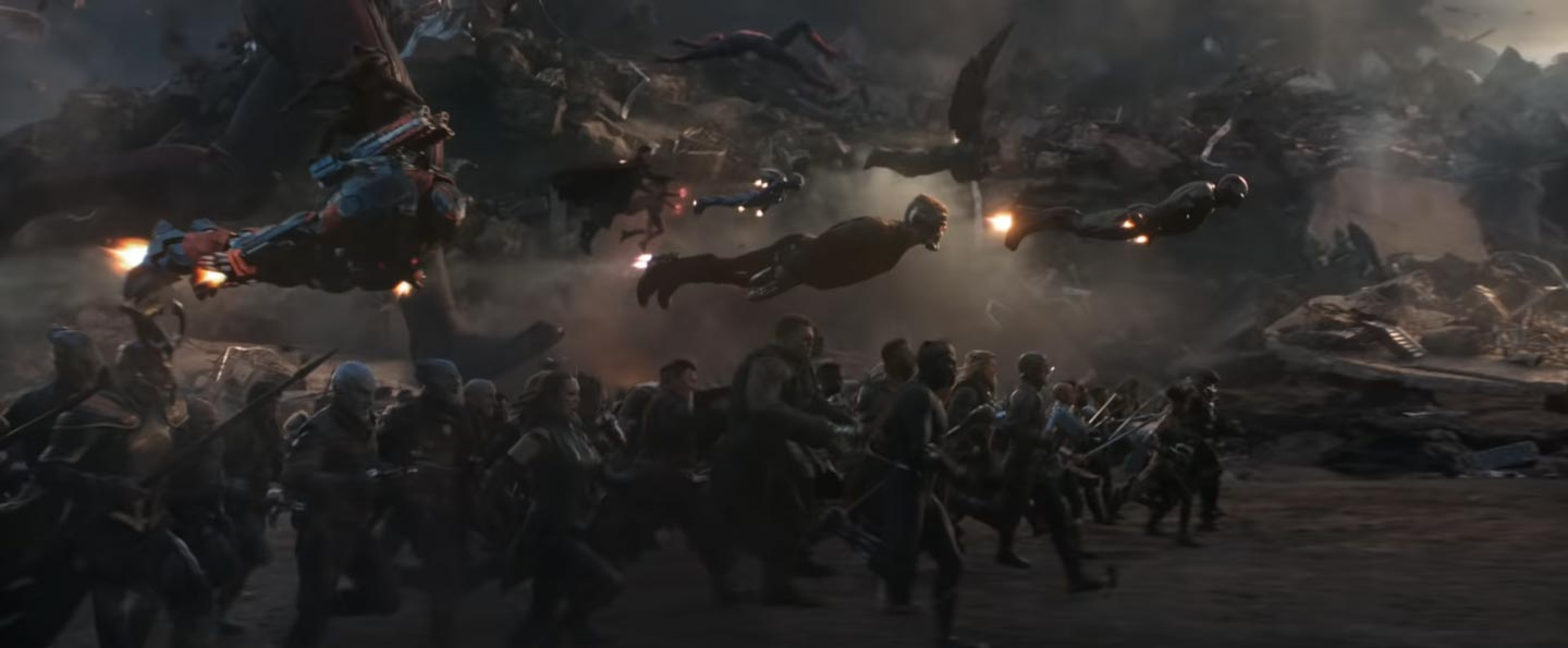 Avengers Endgame Re Release Tickets On Sale See The Poster Fans