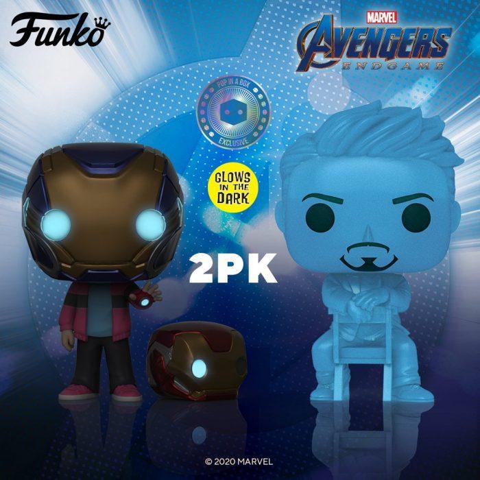 Avengers: Endgame Funko POPs