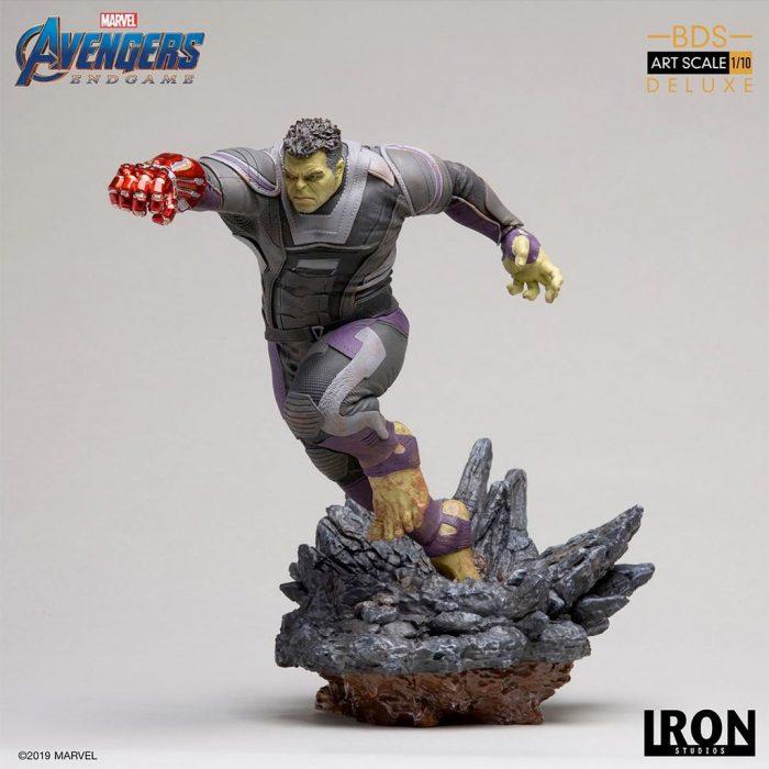 Avengers Endgame - Hulk Statue