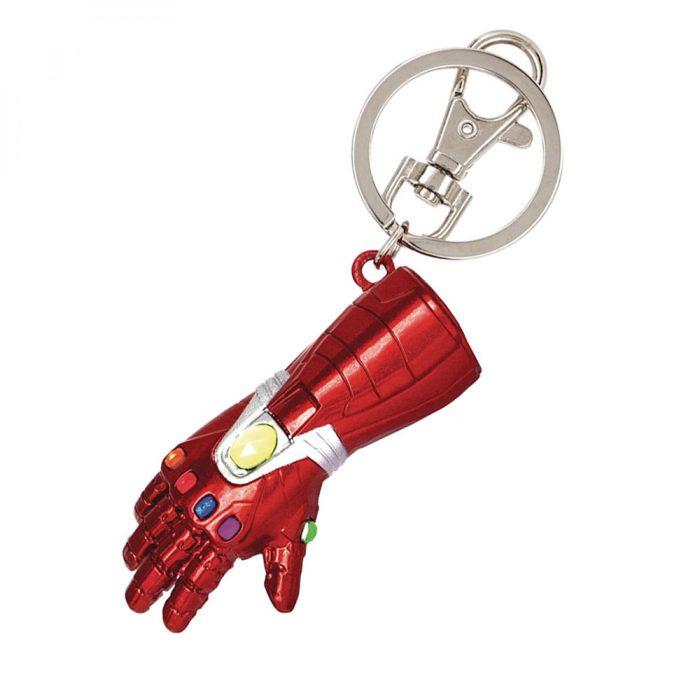 Avengers: Endgame - Iron Gauntlet Pewter Key Chain