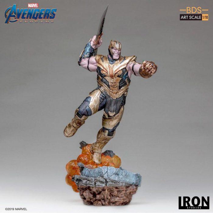 Avengers Endgame - Thanos Statue