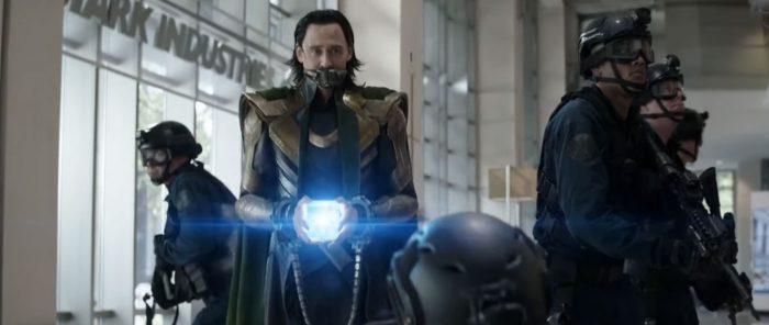Avengers Endgame - Loki