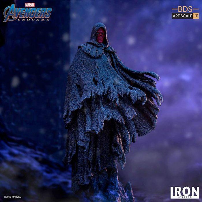 Avengers Endgame - Red Skull Statue