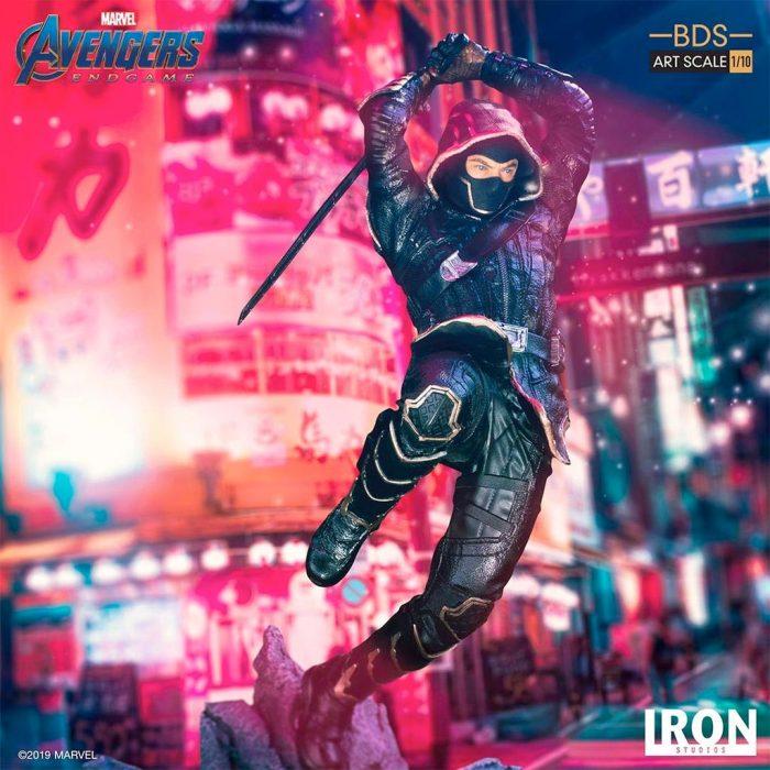 Avengers Endgame - Ronin Statue
