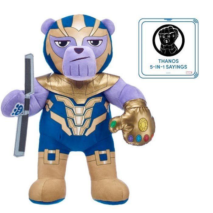 Avengers Endgame Build-a-Bear