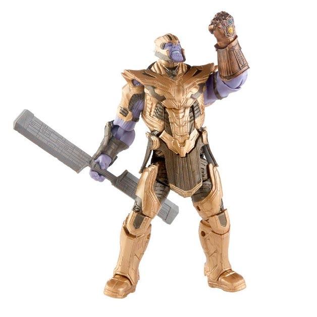 Avengers Endgame - Thanos Action Figure