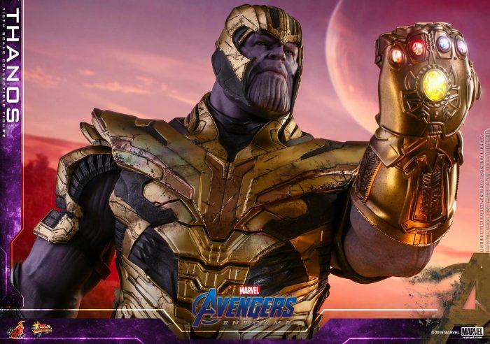 Avengers Endgame - Thanos Hot Toys Figure