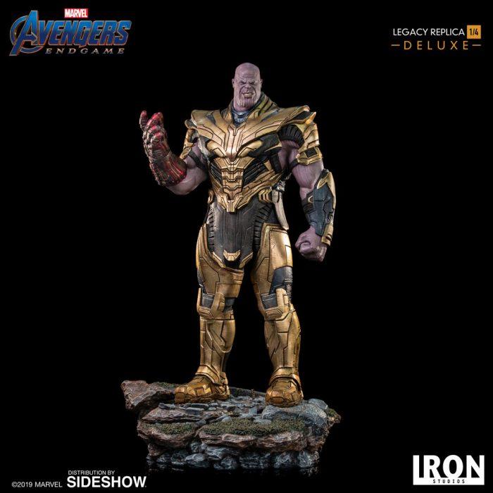 Avengers Endgame - Thanos Legacy Statue