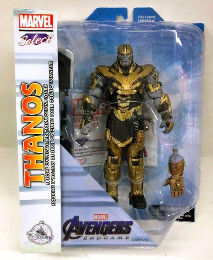 Avengers Endgame - Marvel Select Thanos