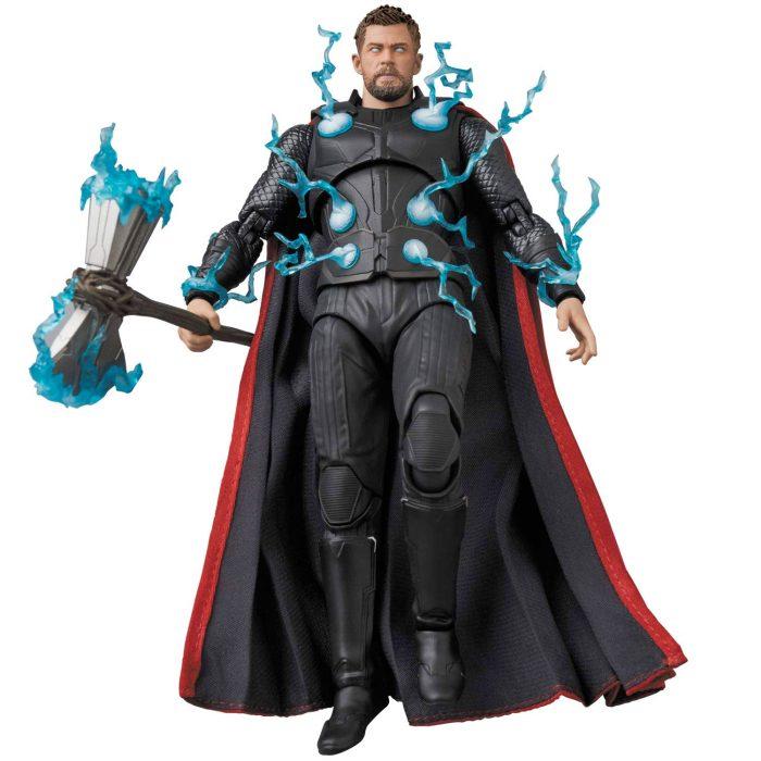 Avengers Endgame - Thor MAFEX Figure